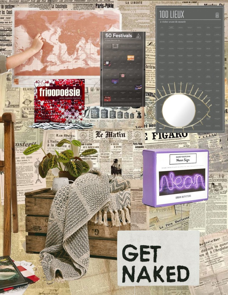 Collage DECO