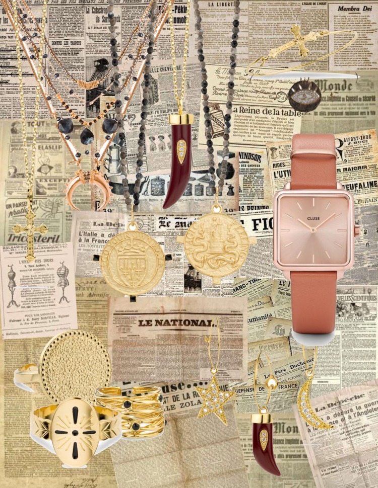 Collage JEWELS